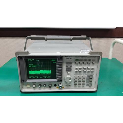 HP/8563E