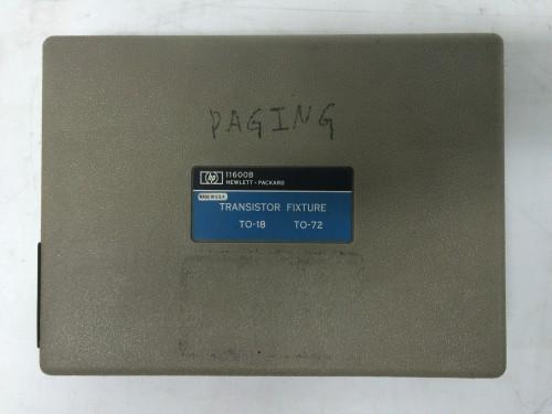 HP/11600B