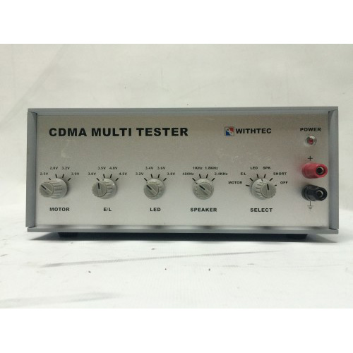 WITHTEC/CDMA Multi Tester