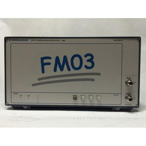 R&S/FM03