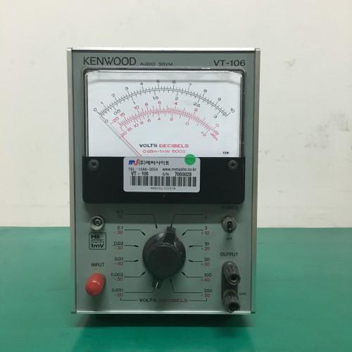 KENWOOD/VT-106