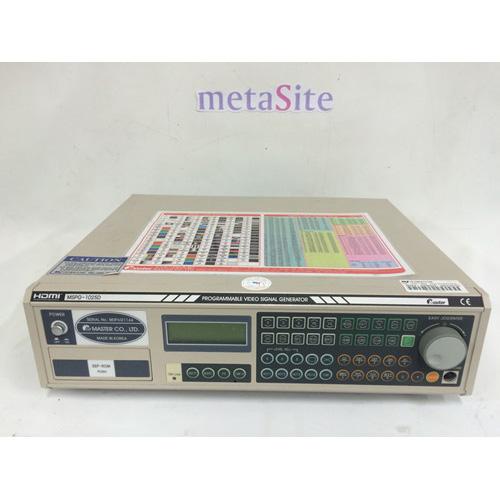 Master/MSPG-1025D
