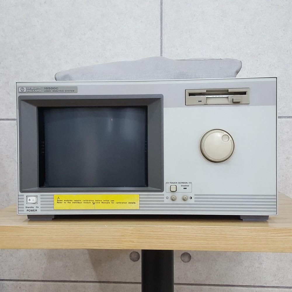 HP/16500C