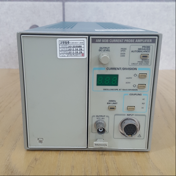 Tektronix/AM503B