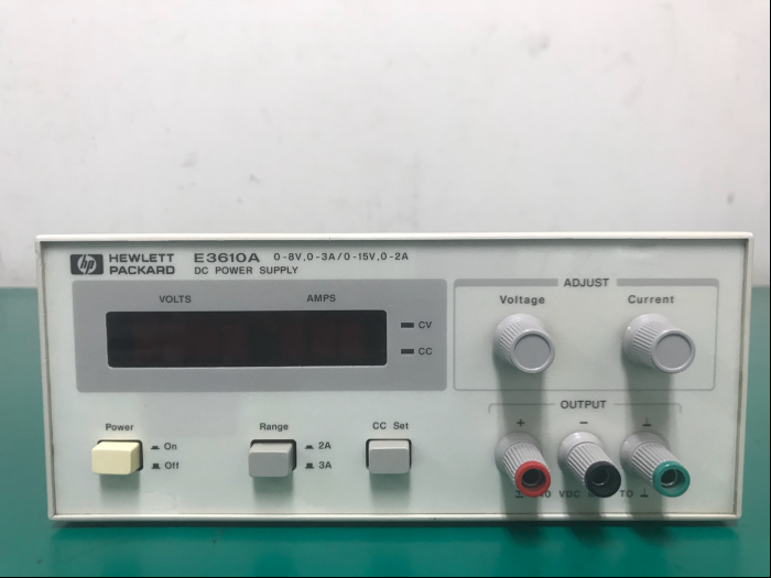 HP/E3610A