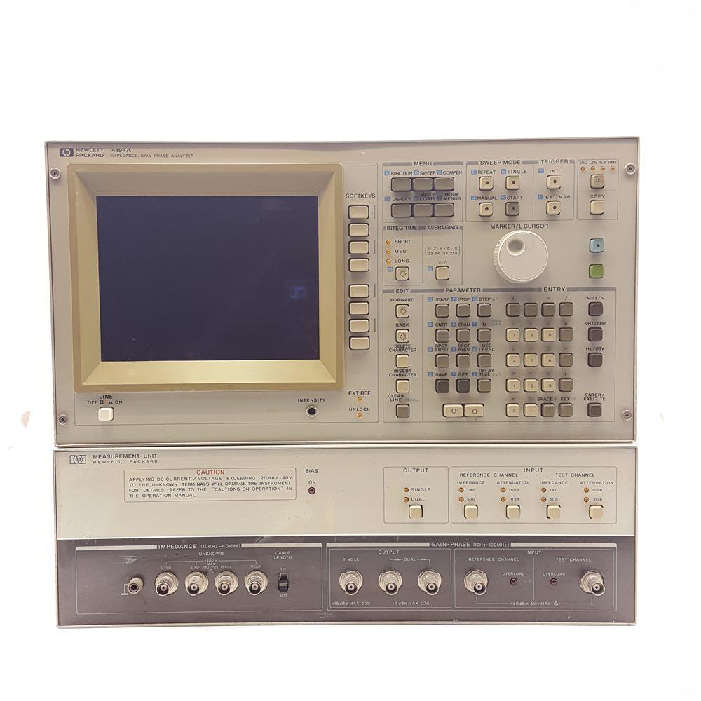 HP/4194A