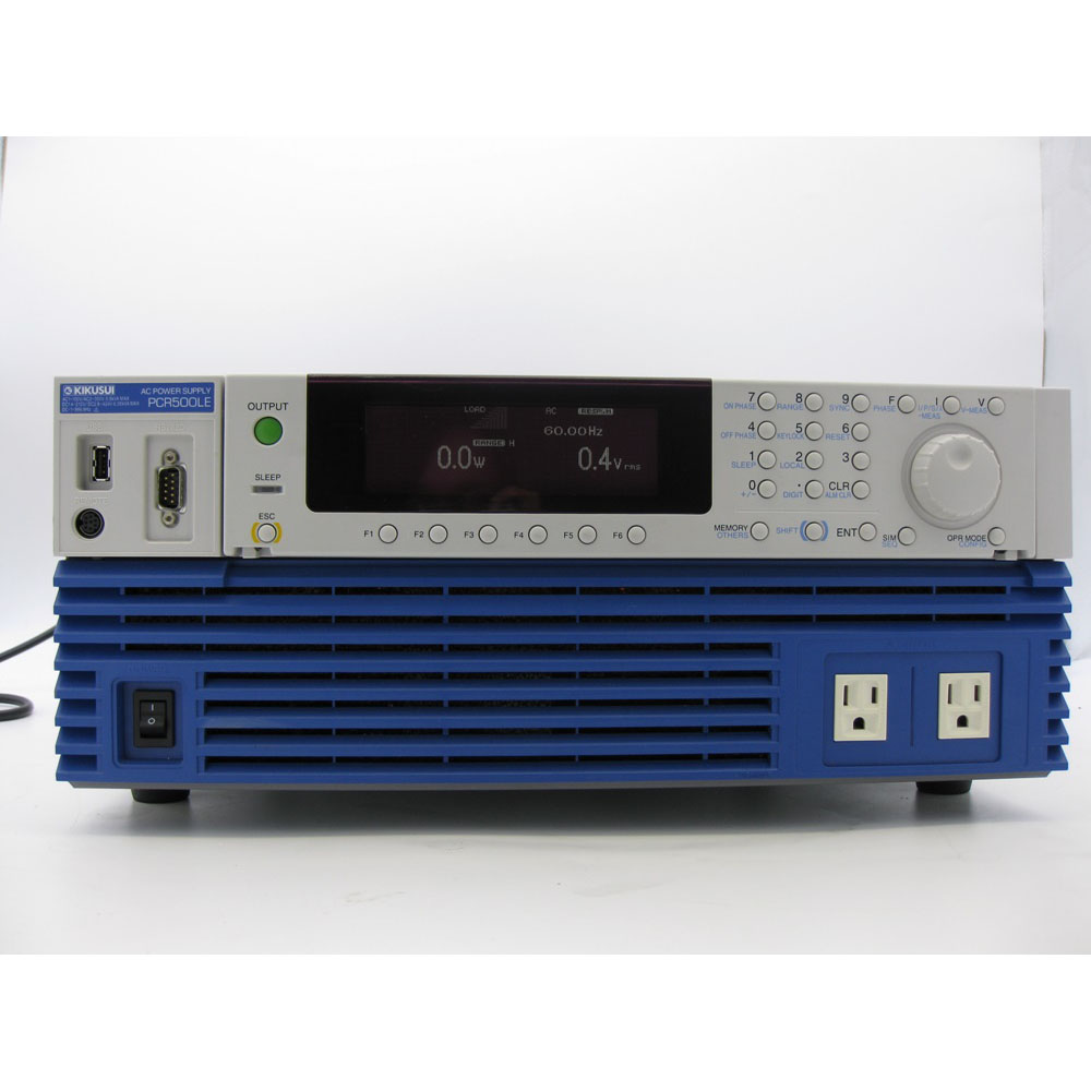 KIKUSUI/PCR500LE