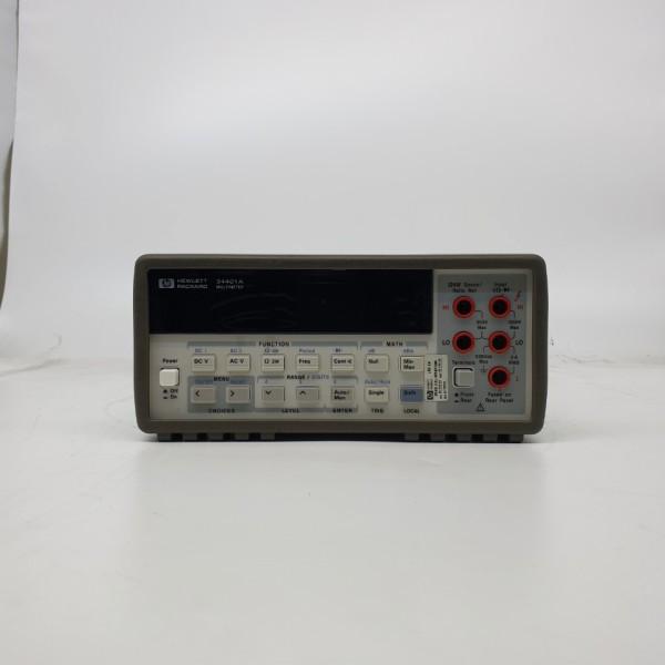 HP/34401A