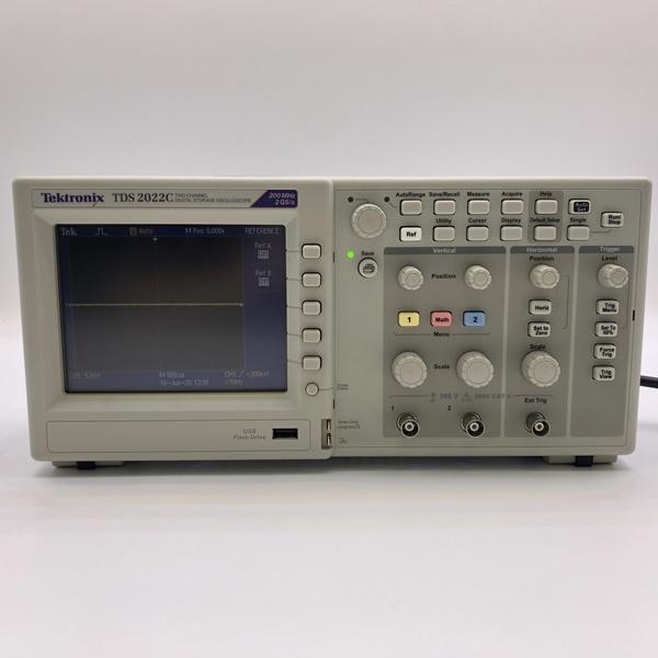 Tektronix/TDS2022C